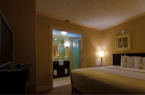 Holiday Inn EL PASO-SUNLAND PK DR & I-10 W - Jacuzzi Suite with king size bed