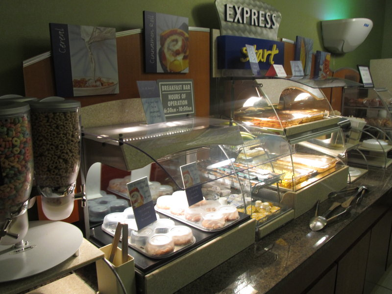 Holiday Inn Express ANDERSON-I-85 (EXIT 27-HWY 81) - Anderson, SC