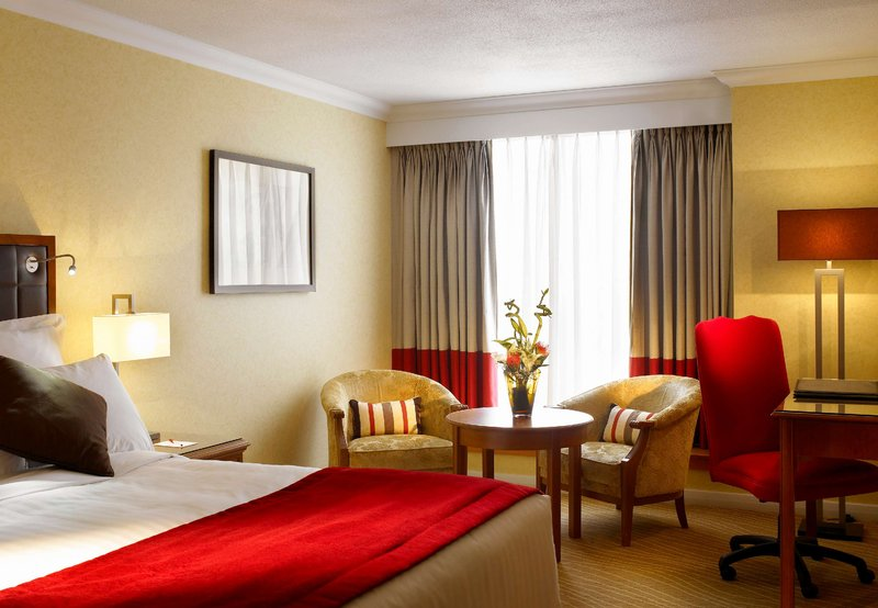 Heathrow/Windsor Marriott Hotel Kameraanzicht