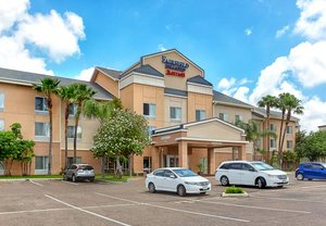 Exterior view - Fairfield Inn & Suites by Marriott McAllen
