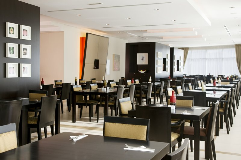 Holiday Inn Express Dubai-Internet City Ristorazione