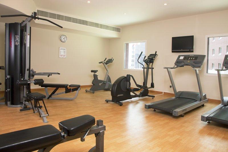 Holiday Inn Express Dubai-Internet City Fitness Club