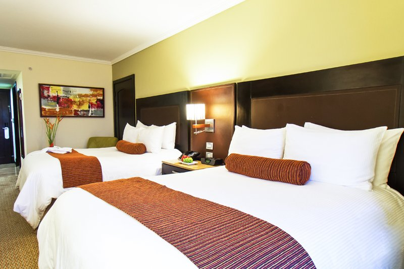 InterContinental Del Lago Maracaibo Vista de la habitación
