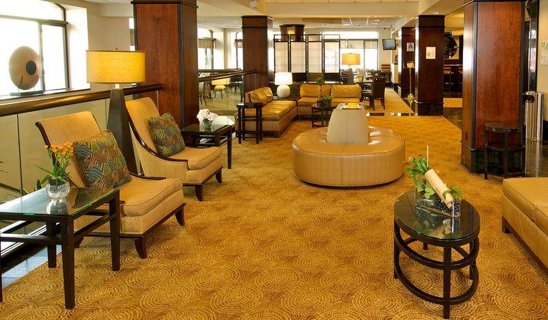 Holiday Inn Manhattan-Downtown/Soho Bar/lounge