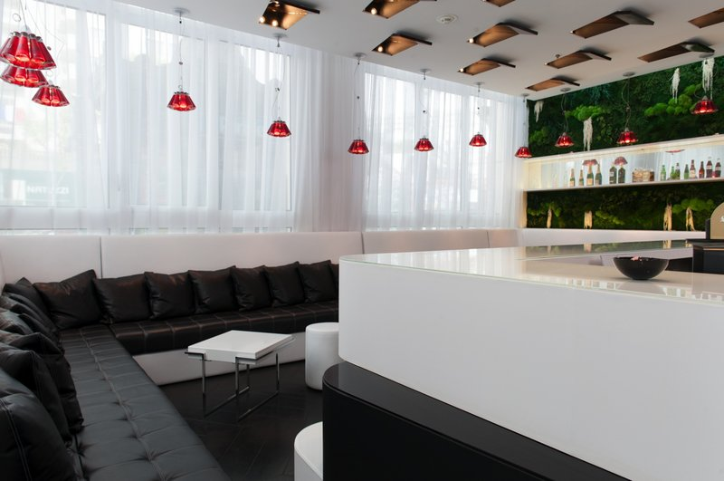 Holiday Inn Paris Montparnasse-Av.Du Maine Bar/Lounge
