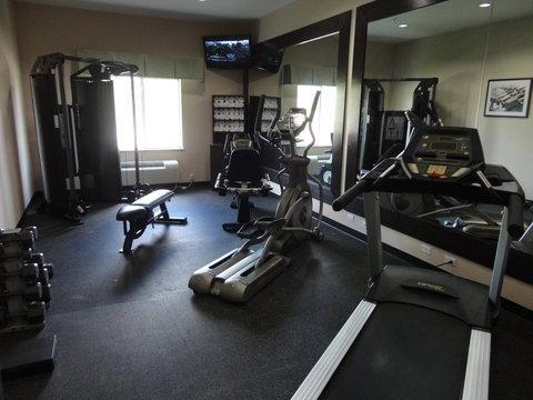 Holiday Inn Express KENEDY - Fitness Center