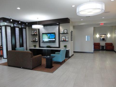 Holiday Inn Express KENEDY - Hotel Lobby