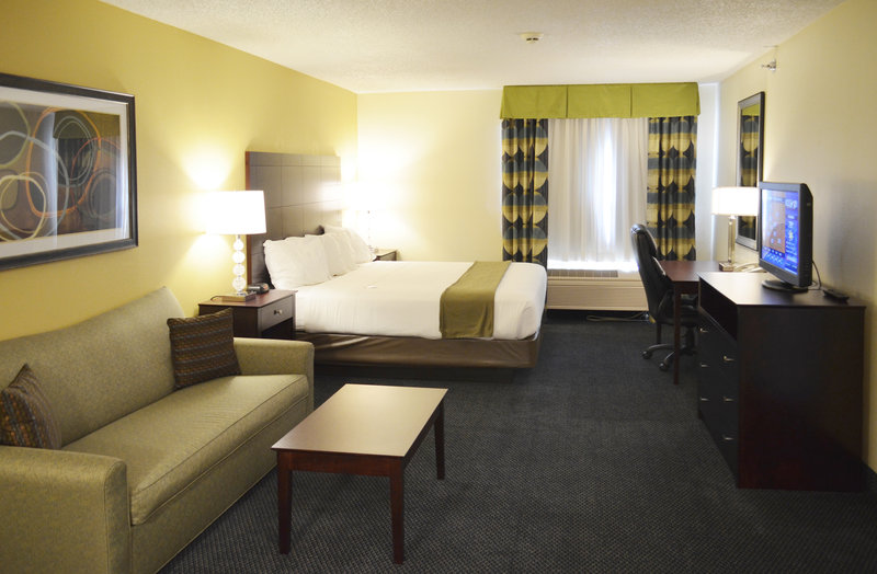 Holiday Inn Express Hotel & Suites  ST. JOSEPH Rum