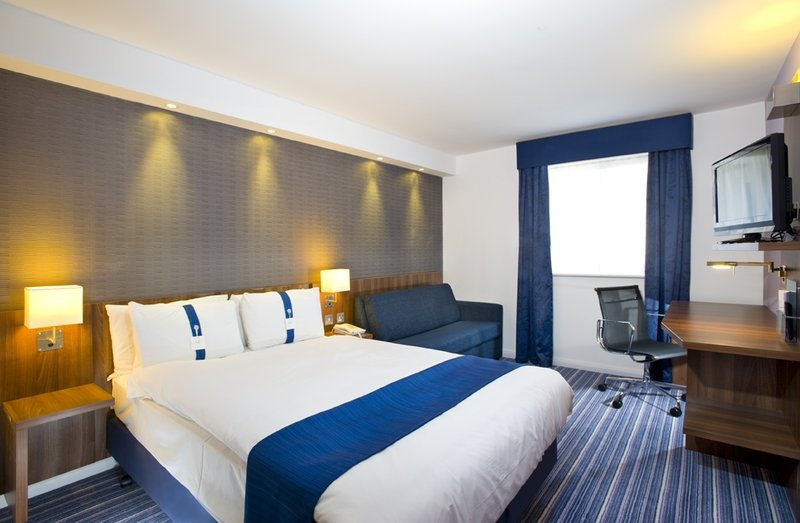 Holiday Inn Express York 客房视图