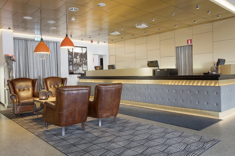 Scandic Malmen Stockholm Lobby