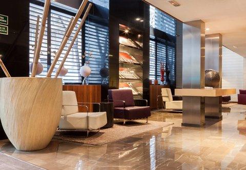 Ac Irla By Marriott - Lobby Seating Area