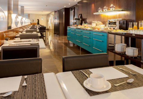 Ac Irla By Marriott - Dining Area