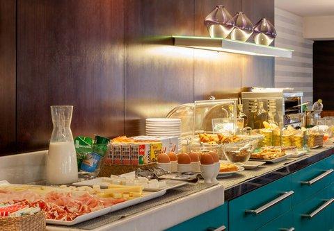 Ac Irla By Marriott - Breakfast Area Buffet - Details