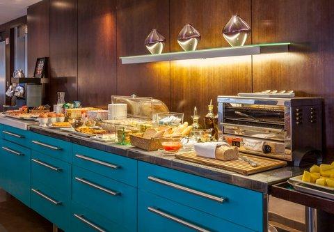 Ac Irla By Marriott - Breakfast Area Buffet