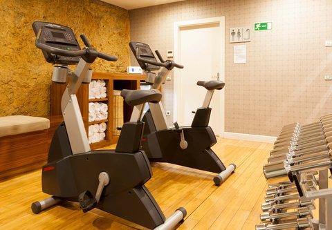 Ac Irla By Marriott - Fitness Centre