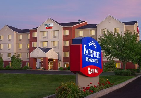 Fairfield Inn & Suites Spokane Downtown - Exterior