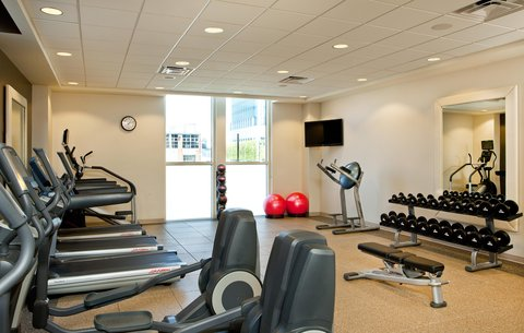 Hilton Nashville Downtown - Fitness Center