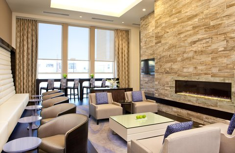 Hilton Nashville Downtown - Executive Lounge