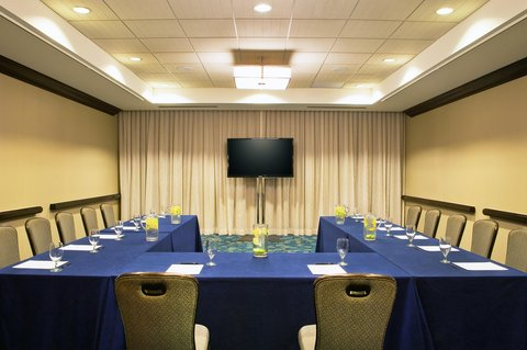 Hilton Nashville Downtown - U-Shape Meeting Room