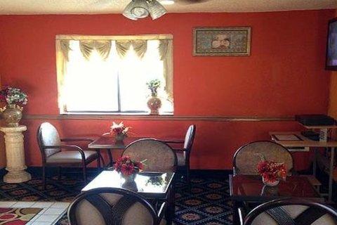 American Inn Benton Harbor - Rsz Eating Area
