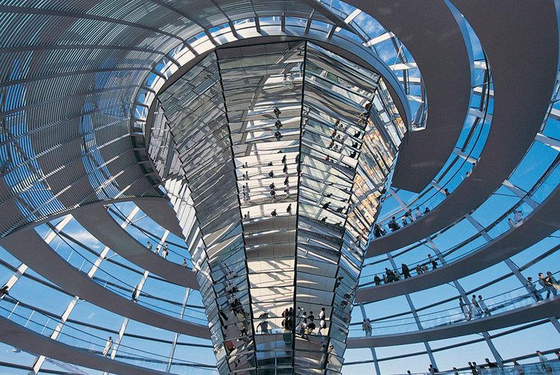 Hotel InterContinental Berlin Átrio