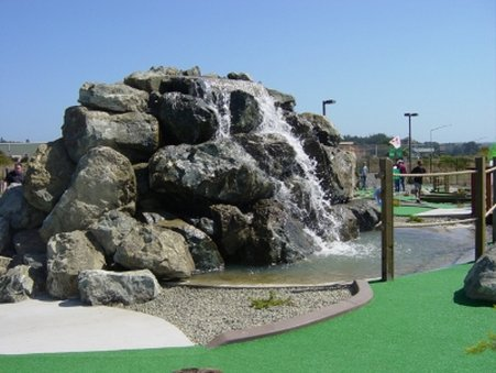 翡翠海豚酒店及迷你高爾夫 - Golf-2