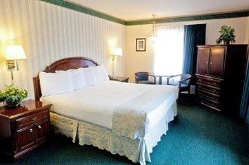 翡翠海豚酒店及迷你高爾夫 - King Guestroom