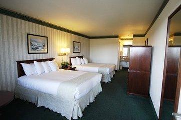 翡翠海豚酒店及迷你高爾夫 - Double Queen Room