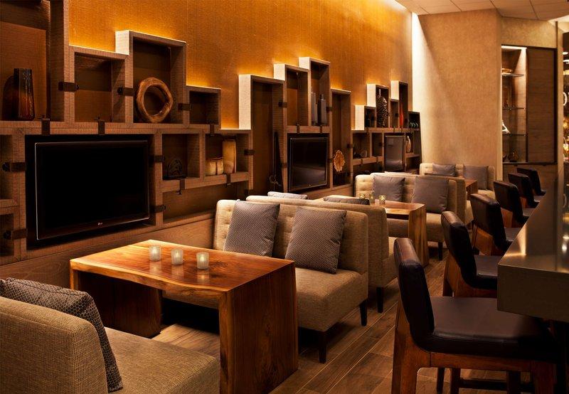 Hotel Denver Marriott West Baari/lounge