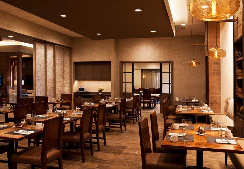 Hotel Denver Marriott West Ravintolat