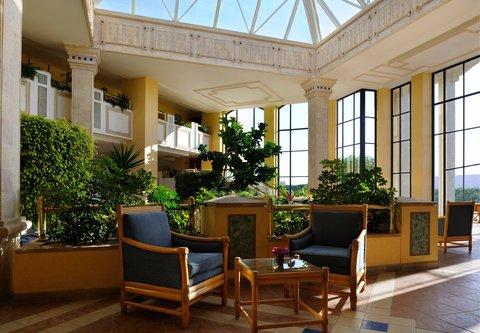 شرم الشيخ ماريوت ريزورت - Garden Side Lobby