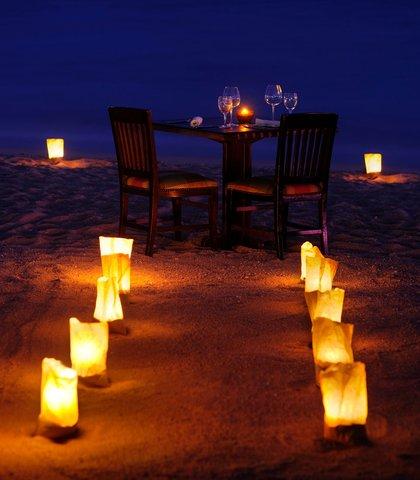 شرم الشيخ ماريوت ريزورت - Dinner at the Beach