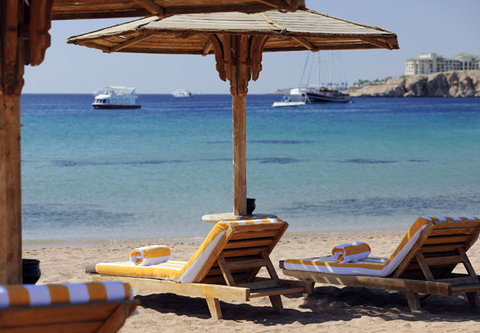شرم الشيخ ماريوت ريزورت - Private Beach