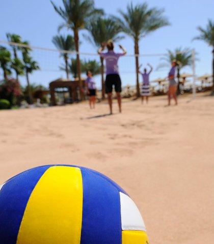 شرم الشيخ ماريوت ريزورت - Beach Activities
