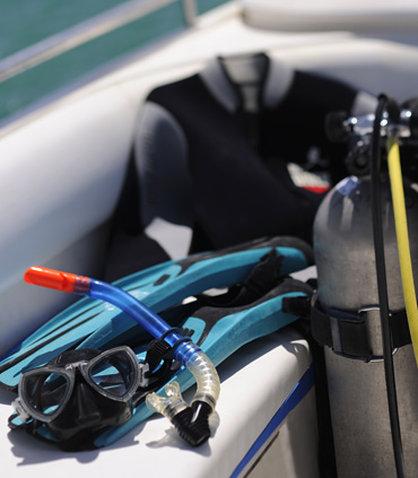 شرم الشيخ ماريوت ريزورت - Diving