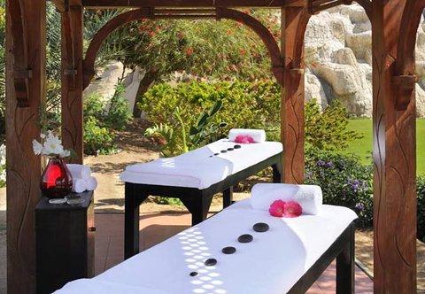 شرم الشيخ ماريوت ريزورت - Spa Treatment Cabana   Garden Side