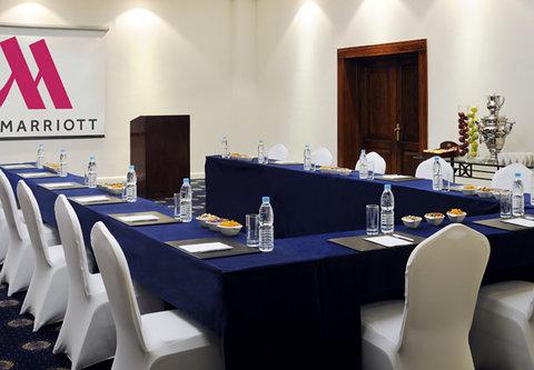 شرم الشيخ ماريوت ريزورت - Taba Meeting Room