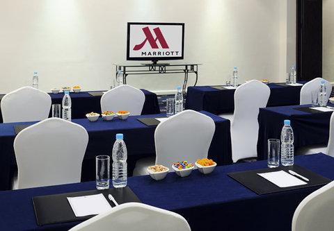 شرم الشيخ ماريوت ريزورت - Meeting Room   Classroom Setup