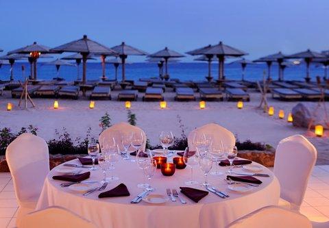 شرم الشيخ ماريوت ريزورت - Beach - Private Events