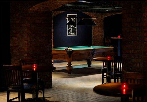 شرم الشيخ ماريوت ريزورت - Harry s Pub - Billiards Area