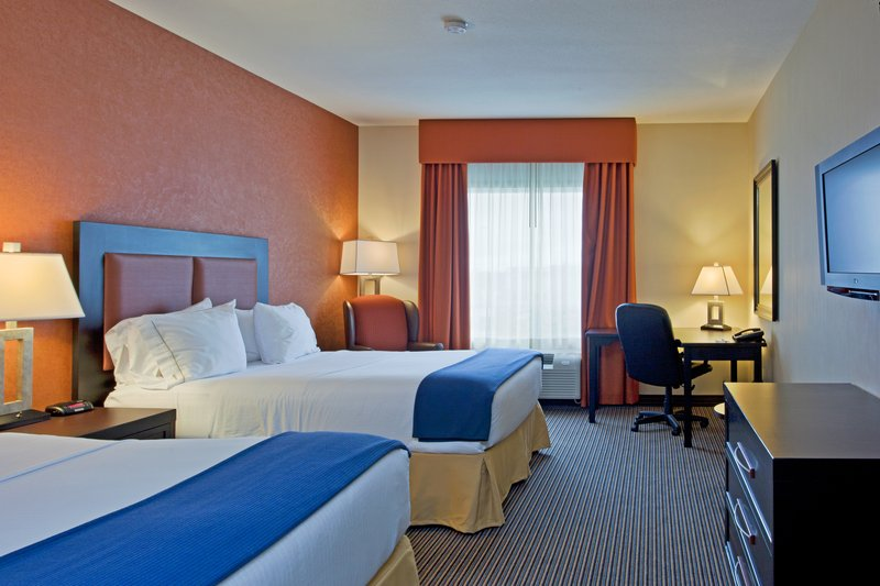 Holiday Inn Express Hotel & Suites Airport-Calgary Rum