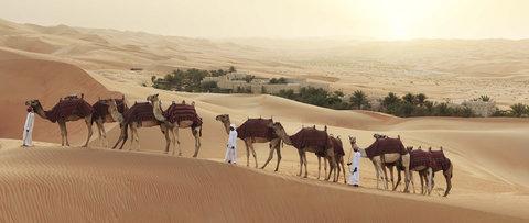 أنتارا قصر السراب منتجع الصحراء - Arrival