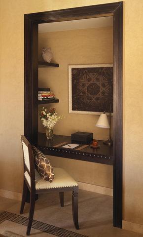 أنتارا قصر السراب منتجع الصحراء - Royal Pavilion Villas Work Desk