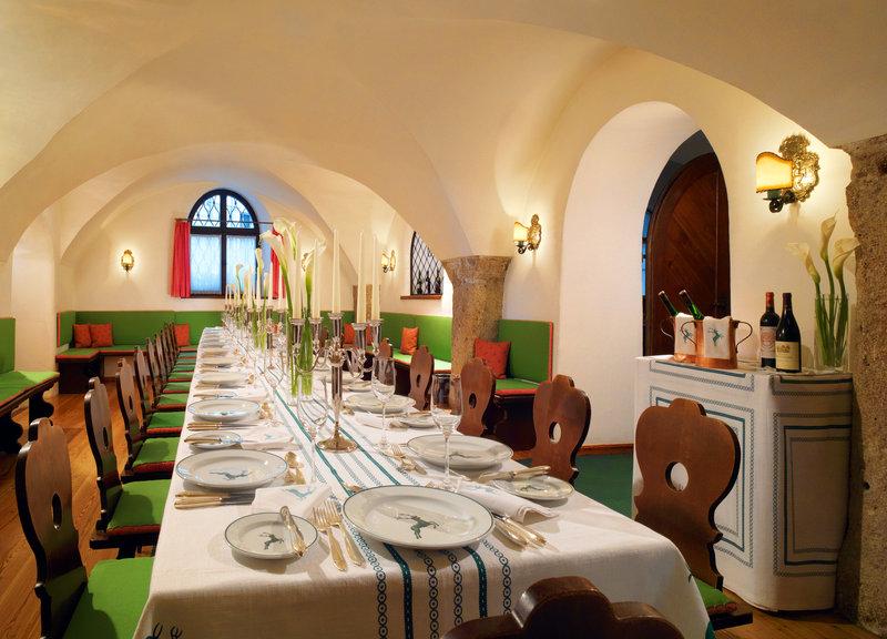 Hotel Goldener Hirsch, a Luxury Collection Hotel Toplantı salonu