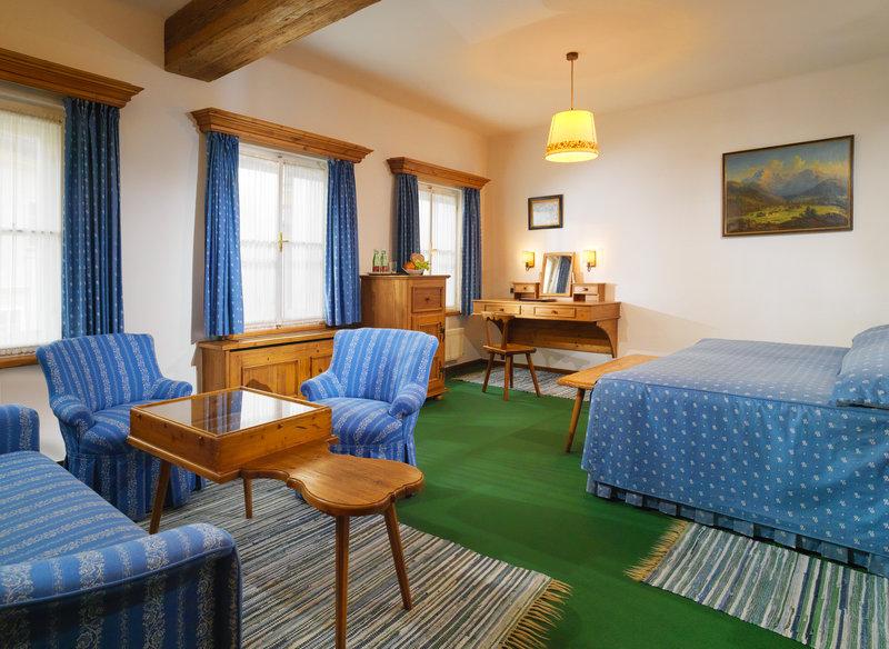 Hotel Goldener Hirsch, a Luxury Collection Hotel Odanın görünümü