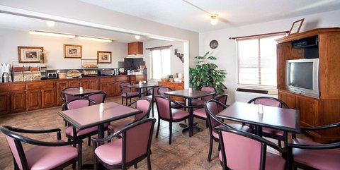 GuestHouse Inn Fort Smith - Dining Photo