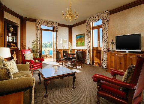 威斯汀高級酒店 - Living Room Presidential Suite