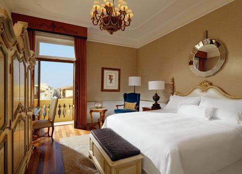 威斯汀高級酒店 - Deluxe Room with Arno river view