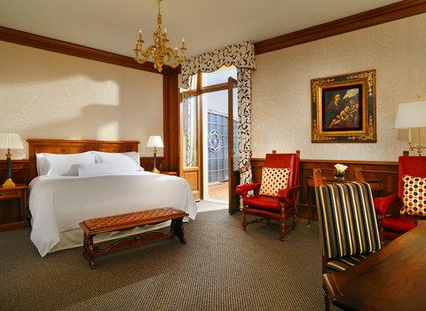 威斯汀高級酒店 - Presidential Suite Bedroom