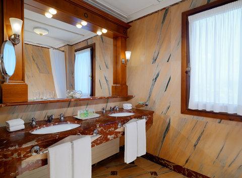 威斯汀高級酒店 - Belvedere Suite Bathroom